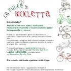 pulce in bicicletta