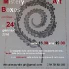 mistery art boxes 24 gennaio 2016